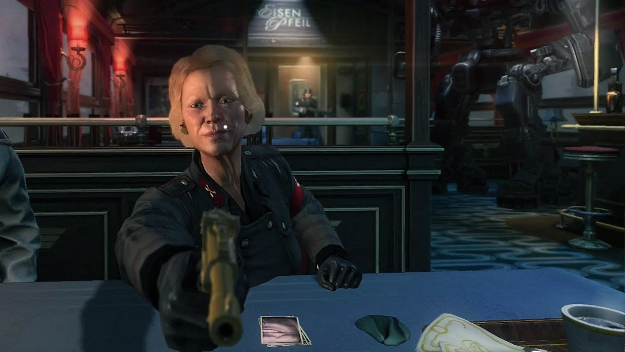 How 'Wolfenstein II: The New Colossus' unintentionally became the most political game of 2017