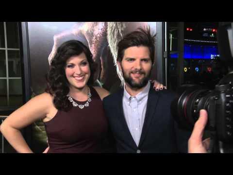 Krampus: Red Carpet Movie Premiere Cast Arrivals 1