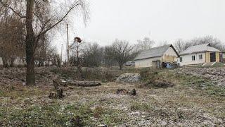 Село: первый снег! Вопрос к знатокам ;)