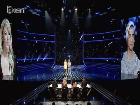 Petro - Calling you (X Factor Albania 2 - Live Show)