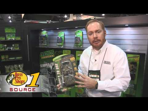 2014 SHOT Show: Primos TRUTH Cam Supercharged Blackout Game Camera