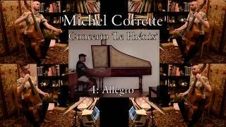 Michel Corrette - Concerto 'Le Phénix'