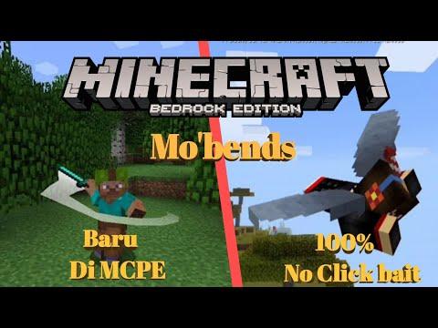 MCPE Mo Bends : Minecraft PE Mo'bends Mod