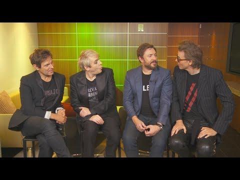 Duran Duran on Boy Bands, Live DVD