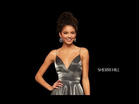 d5ebafcedd51 Sherri Hill 52424 Prom Dress - YouTube