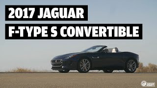 2017 Jaguar F Type S Convertible Review on Let's Discover Cars thumbnail