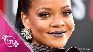 Rihanna mit Styling-Trick: Doppelgänger für die Augenbrauen