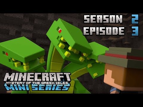 The Twist of the Plot  Minecraft Mini Series: Season 2  Episode 3