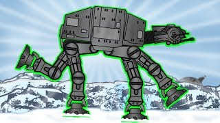 How to drive the AT-AT Walker on Hoth