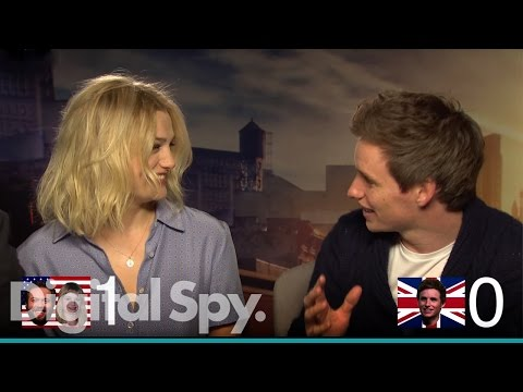 USA vs. UK | The Fantastic Beast cast get Magical in our Digital Spy game
