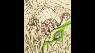 Mannick et Jo - la tortue de bernadette - photomontage - §§