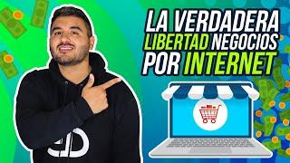 La Verdadera Libertad de Negocios por Internet - Cuidado!