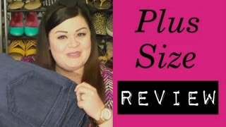 Plus Size Review: NYDJ Jeans Thumbnail