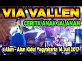 Via Vallen - Cerita Anak Jalanan - Live Alun-alun Kidul Yogyakarta - OM MAHARDIKA - Full HD
