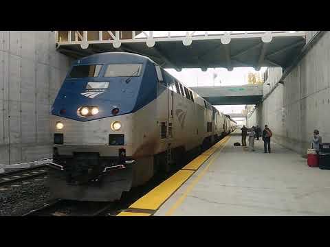 Amtrak California Zephyr: Sacramento To Reno To Sacramento (Slideshow)