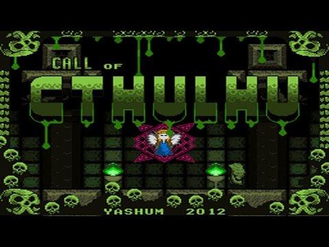 Super Mario World Romhack - Call of Cthulhu