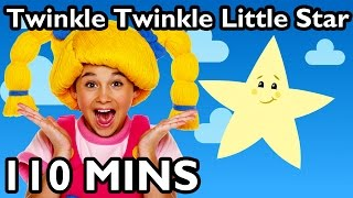 Twinkle Twinkle Little Star | Nursery Rhyme Collection from Mother Goose Club Playlist! thumbnail