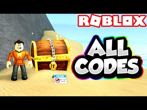 EVERY CODE in TREASURE HUNT SIMULATOR! *2018 FREE CODES*