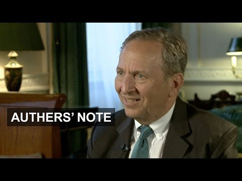 Larry Summers on inequality and Piketty