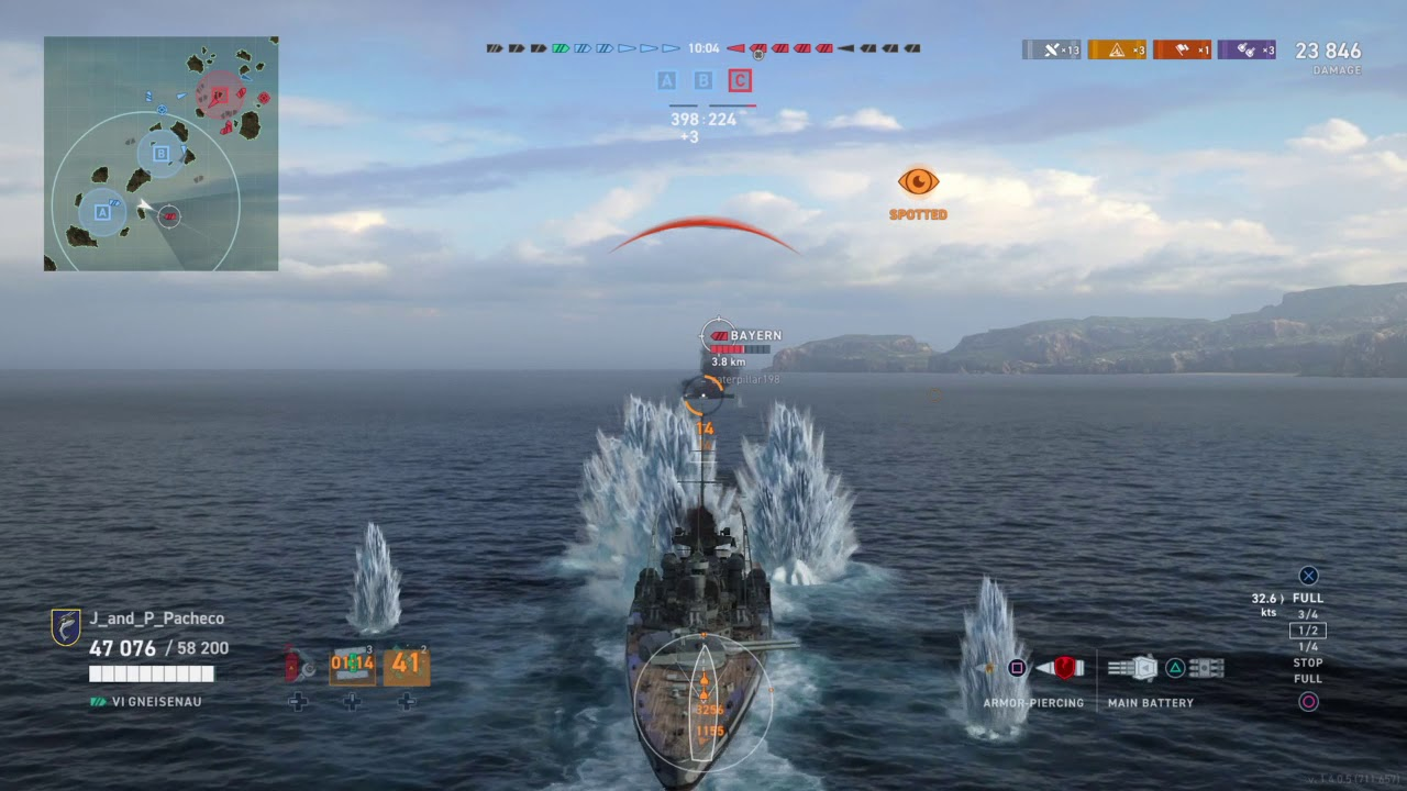 World of Warships: Legends_20200117201017 - YouTube