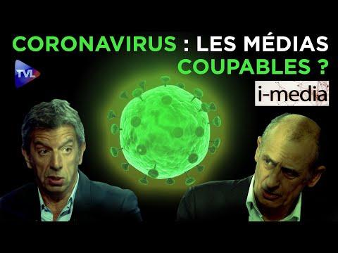 [Bande-annonce] I-Média n°290 - Coronavirus : Médias complices ?