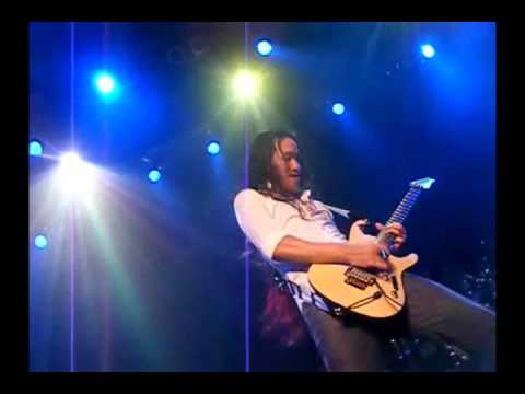 Dragonforce - Where Dragons Rule (live)