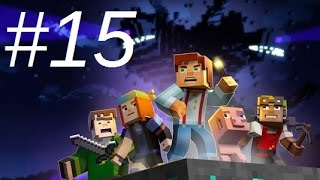Let's Play│ Minecraft Story Mode _ Pierre, Papier, Silex! #15 [HD]