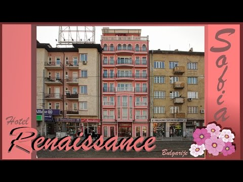 Rocentro Hotel Sofia, Bulgaria.  (ex Renaissance hotel)