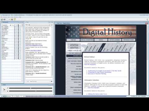 Using One Classroom Computer to Teach History #4T2013