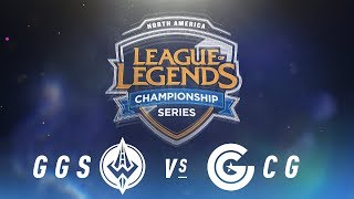 Video GGS vs. CG - Week 9 Day 2 | NA LCS Spring Split | Golden Guardians vs. Clutch Gaming (2018) download MP3, 3GP, MP4, WEBM, AVI, FLV Juni 2018