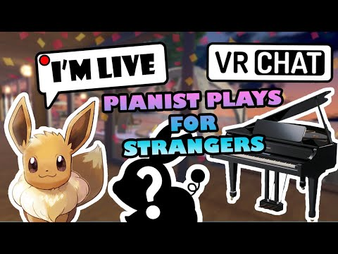 Playing Piano For Strangers Live! 6k Celebration With A Special Guest! Thank You Guys!