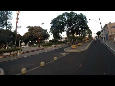 Role pelas ruas de Monte Alto. Chegada ao Encontro.