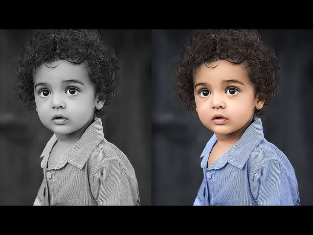 How to Colorize Black and White Images in Photoshop