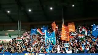 fans mumbai football