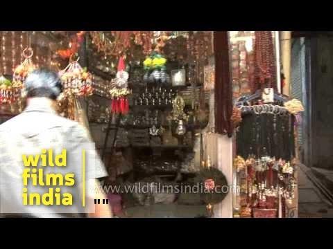 Local market of Varanasi, Uttar Pradesh