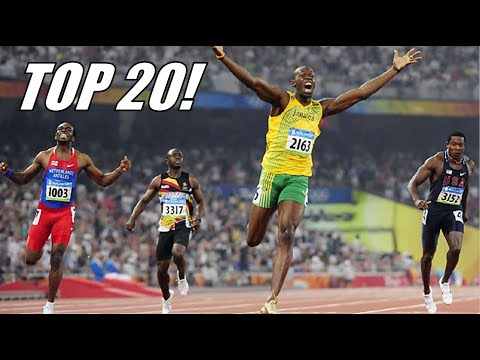 TRACK & FIELD'S GREATEST ATHLETES EVER! || WHO'S THE GREATEST?