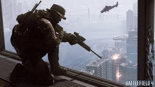 "Battlefield 4 : Trailer multi ""Siege of Shanghai"""