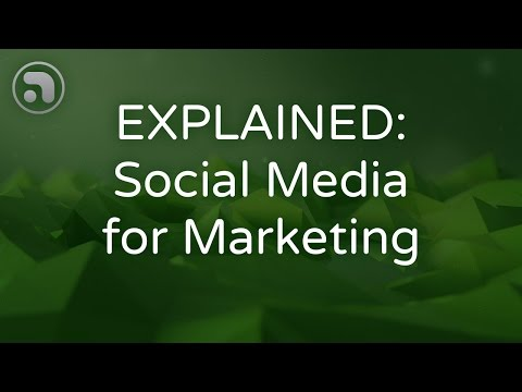 Social Media for Marketing your Small Business