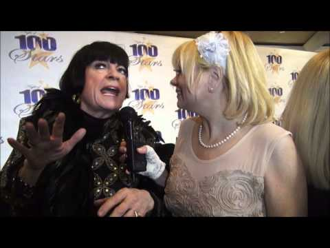 Rowan  Martin Laughin Jo Anne Worley dishes at Night of 100 stars!! My Cyndi's Secrets! Shhhh!
