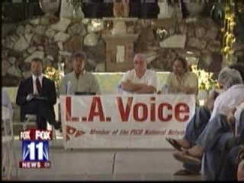 LA Voice - PICO Santa Monica Action