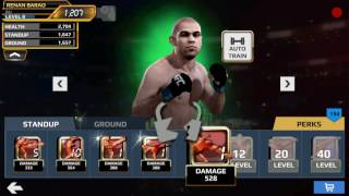 Renan Barao H2H Edition Pack UFC EA SPORTS ANDROID