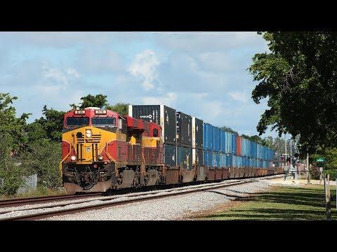 South Florida Railfanning Veterans Day Holiday 2017