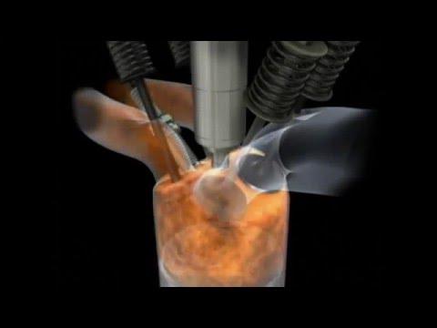 Honda 2.0 i-VTEC I Direct Injection Engine.
