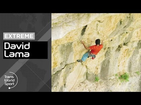 David Lama | Amazing 9a Climb in Lebanon on Trans World Spor