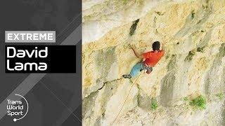 David Lama | Amazing 9a Climb in Lebanon on Trans World Sport