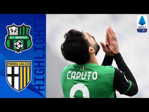 Sassuolo 1-1 Parma   Il Sassuolo recupera il Parma in extremis   Serie A TIM