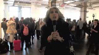 MAC Fashion to Fashion - Adam Selman AW14