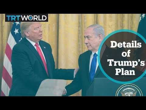 Trump's Middle East Plan explained