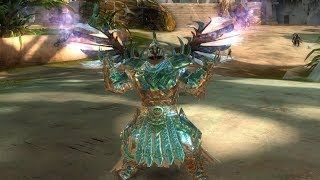 Guild Wars 2 PvP#2 Platinum 1 Necromancer/Scourge