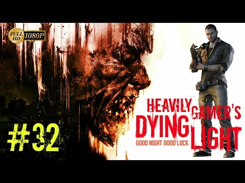 Dying Light (PC) Part 32:Radio Station-Guns Blazing/Chasing Past-Kill The Cannibal